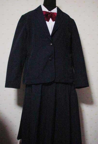 金沢向陽高等学校制服画像