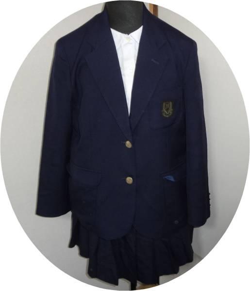金沢西高等学校制服画像