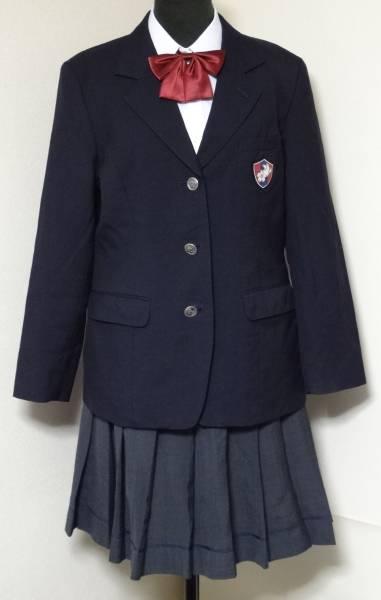 法隆寺国際高等学校制服画像